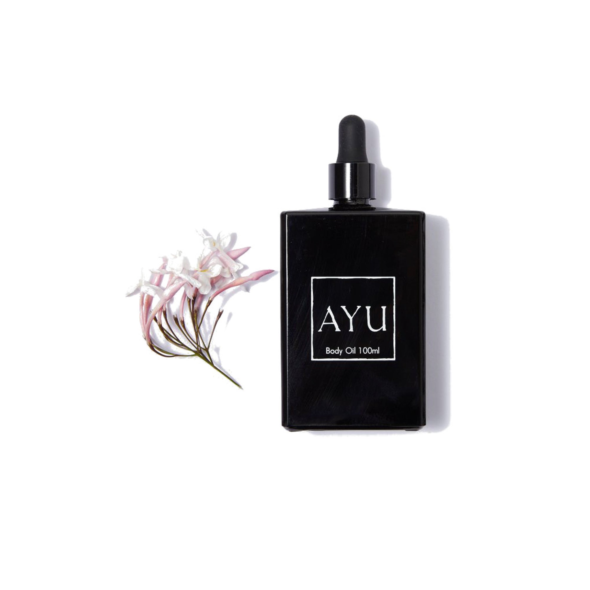 AYU Body Oil 100ml- Jasmine & Neroli