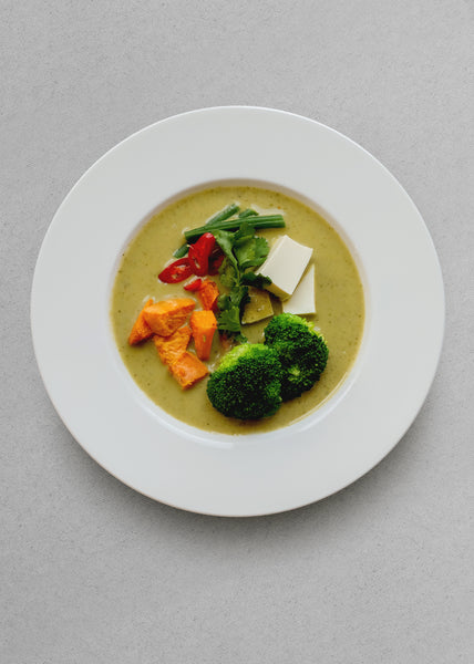 Thai Green Curry (Vegan) - Skim