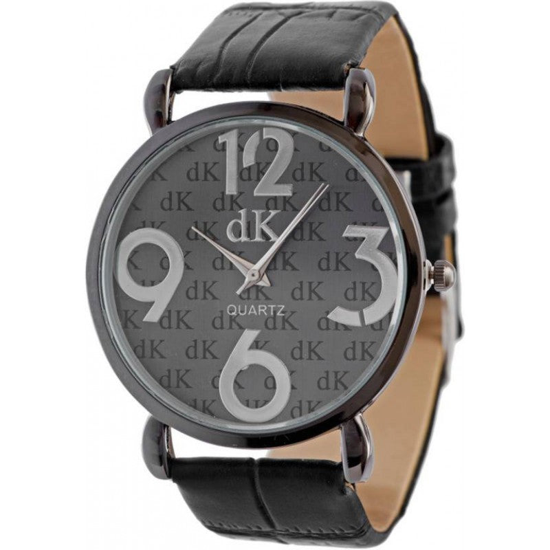 Black Color Men's Analog Watch DY18