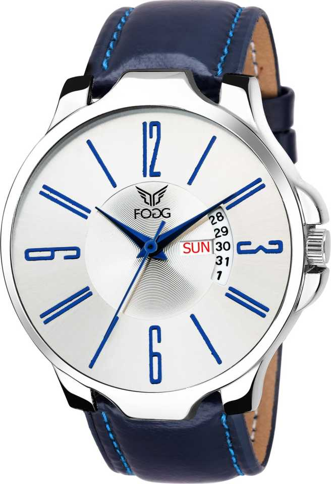 Day and Date Analog Watch - For Men DY57