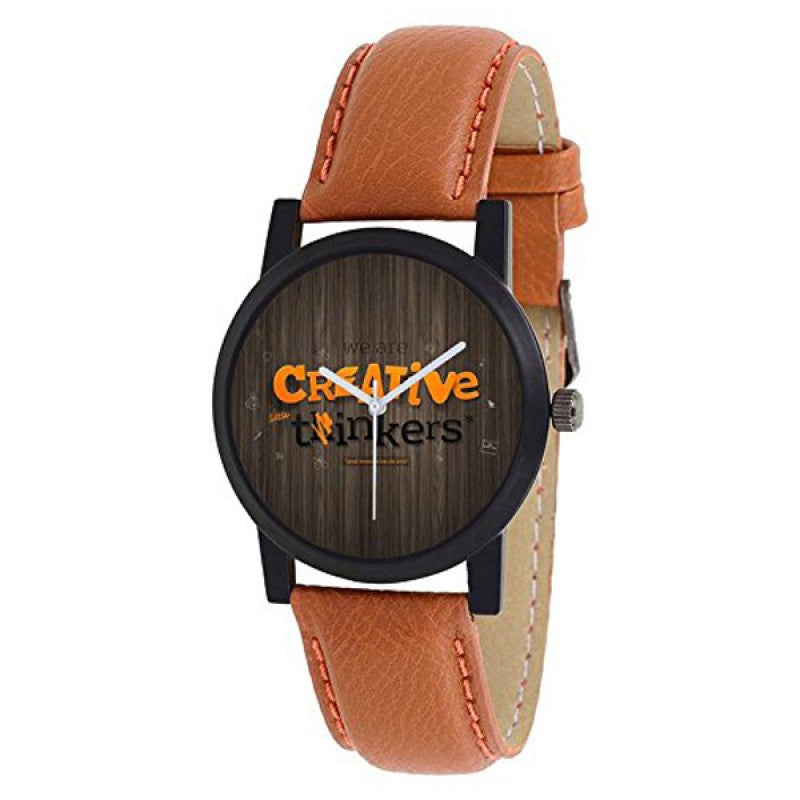 Brown Color Men's Analog Watch DY38