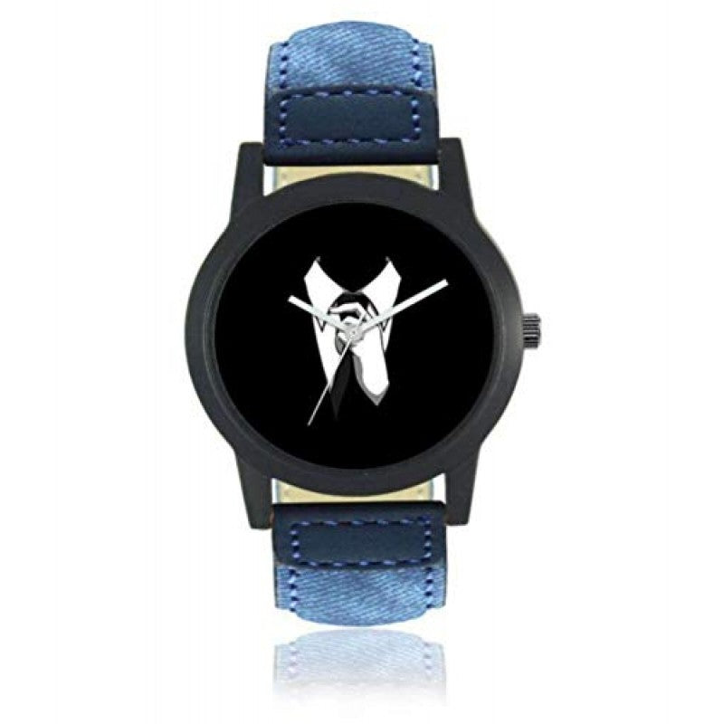 Blue Color Men's Analog Watch DY39