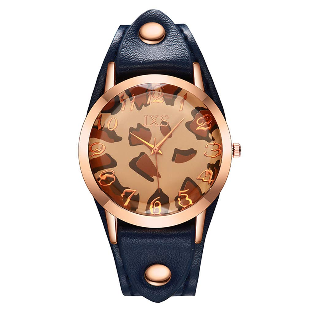 DealYEP Watch Woman's High-end Blue Glass Life Waterproof Distinguished Unisex-DY127