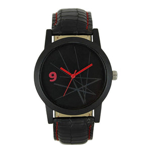 Black Color Men's Analog Watch DY34