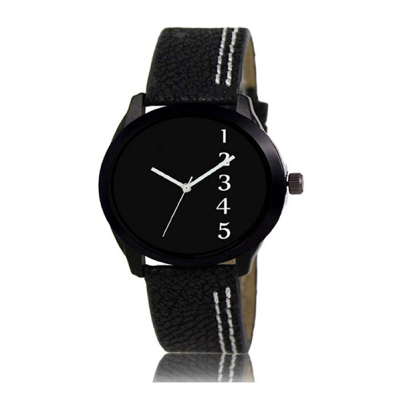 Black Color Men's Analog Watch DY20