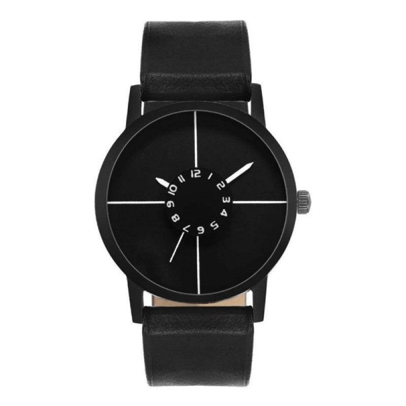 Black Color Men's Analog Watch DY24