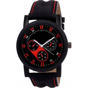 Black Color Men's Analog Watch DY29
