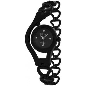 DealYEP Black color chain Analog Watch - For Girls DY76