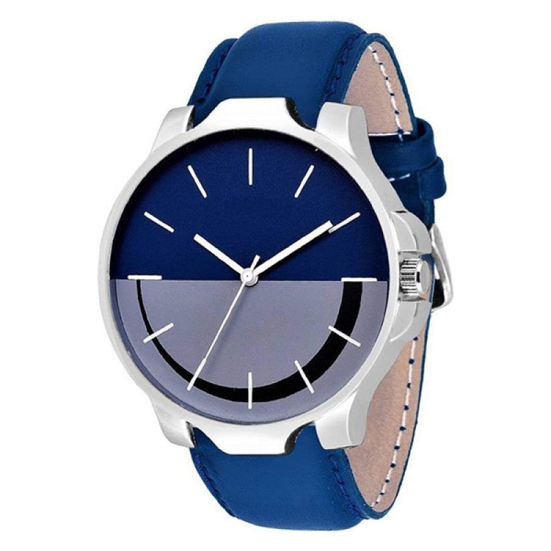 Blue color Analog Watch For Men DY35