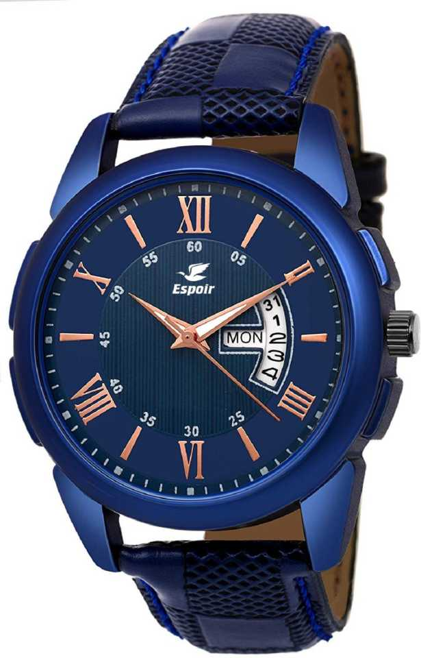 DAY AND DATE FUNCTIONING Analog Watch - For Men DY49
