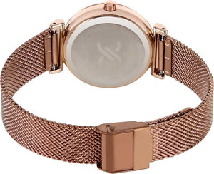 DealYEP New Brown Color Analog Watch - For Women DY100