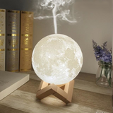Moon Diffuser Humidifier | Moon Diffuser Wood Stand