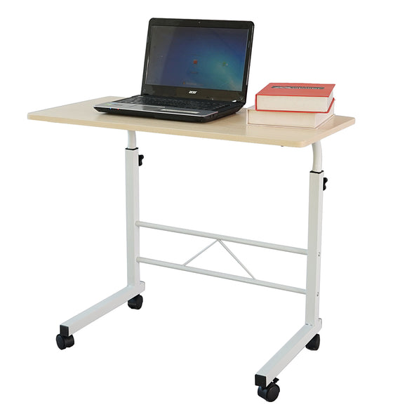 Adjustable Wooden Desk - Side Table