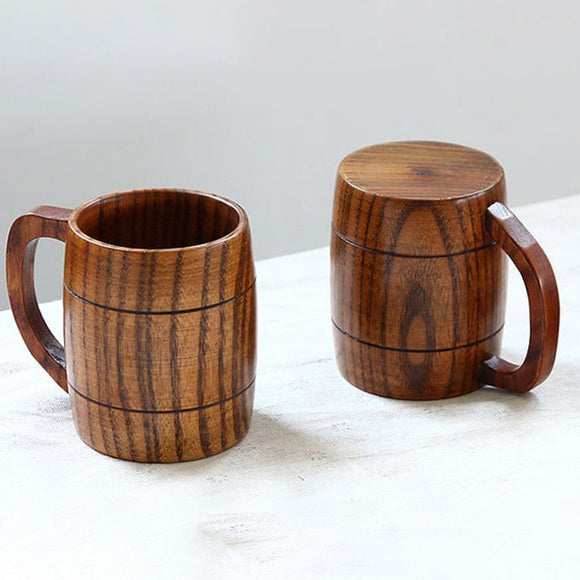 Large Capacity Handmade Coffee/Beer Mug