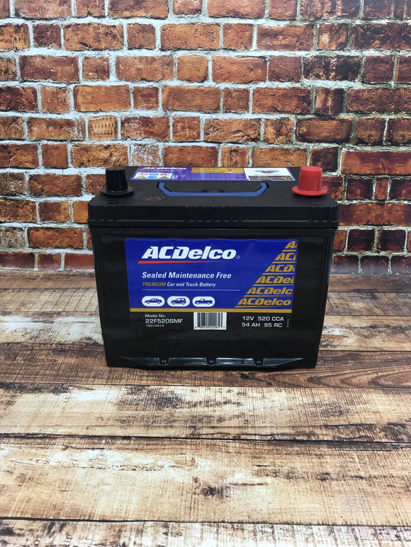 AC Delco 22F520SMF Battery