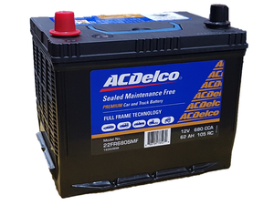 AC Delco Premium Batteries - Battery HQ Brisbane