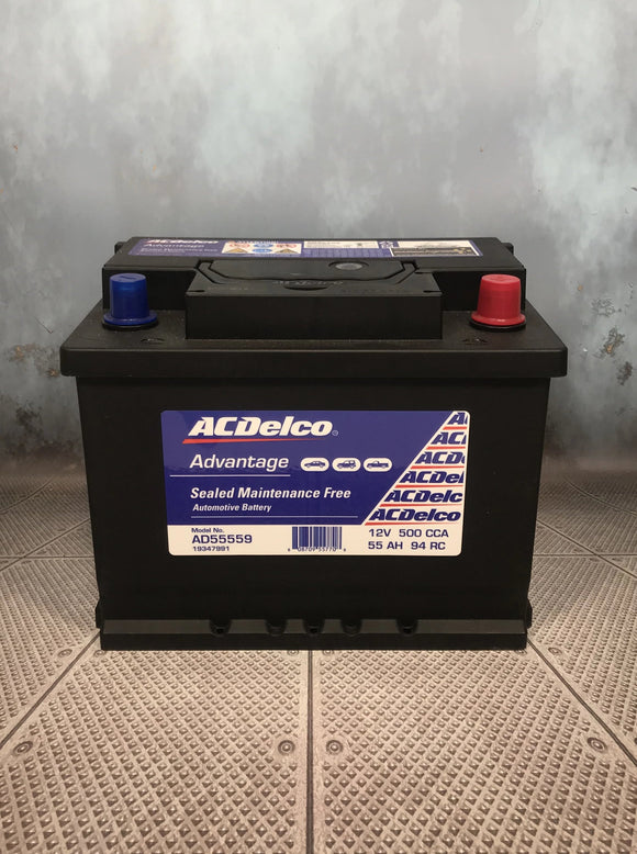 AC Delco AD55559 Car Battery