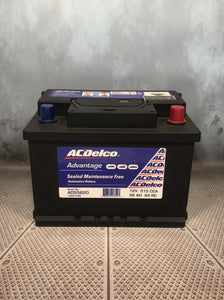 AC Delco AD55620 Car Battery