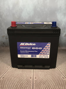 AC Delco AD55D23R Car Battery