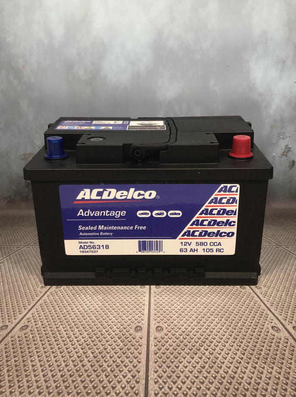 AC Delco AD56318 Car Battery