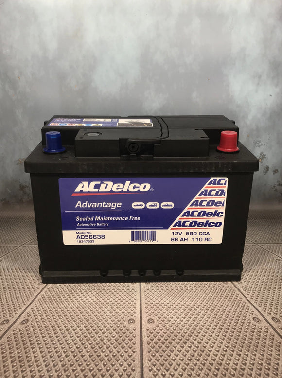 AC Delco AD56638 Car Battery