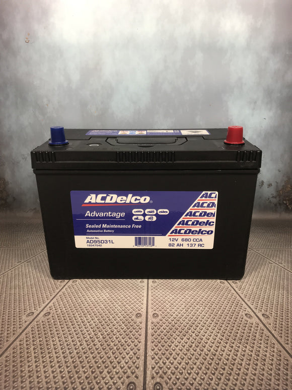 AC Delco AD95D31L Car Battery