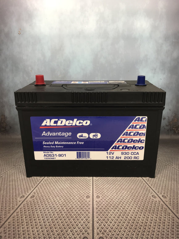 AC Delco ADS31-901 Battery