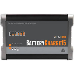 BM Pro 15a Battery Charger - Battery HQ Brisbane