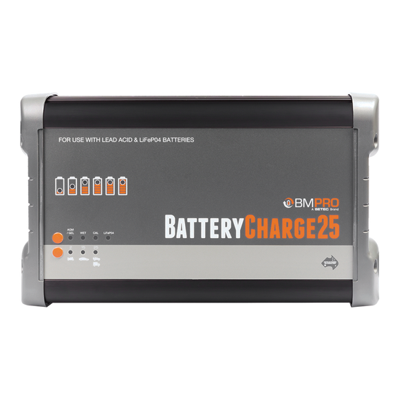BM Pro 25a Battery Charger - Battery HQ Brisbane