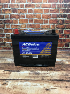 AC Delco HCM24SMF Battery