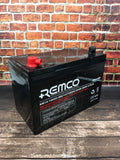 Remco RM12-100DC-M8 100AH AGM Deep Cycle - Battery HQ Brisbane
