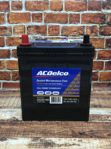 AC Delco S42B19R Car Battery