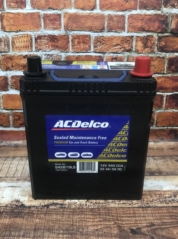 AC Delco S42B19LS Car Battery