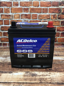 AC Delco S50D20L Car Battery