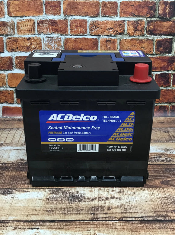 AC Delco S55066 Car Battery