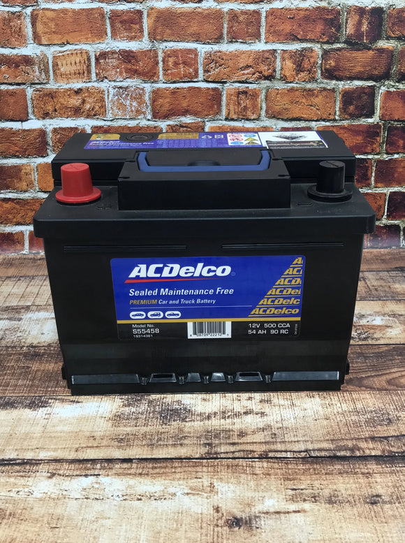 AC Delco S55458 Car Battery
