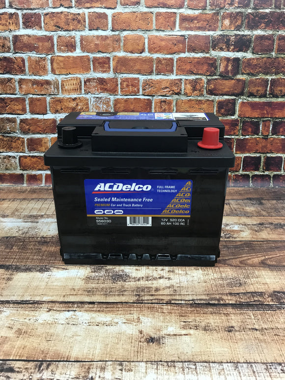 AC Delco S56030 Car Battery