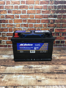 AC Delco S56840 Car Battery