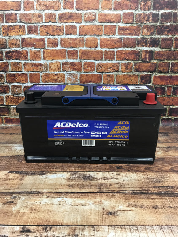 AC Delco S58515 Car Battery