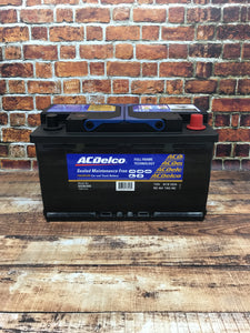 AC Delco S59096 Car Battery