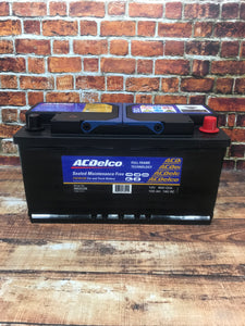 AC Delco S60038 DIN 85 Car Battery Colorado Mercedes - Battery HQ Brisbane