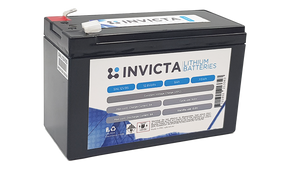 Invicta SNL12V9S Lithium Deep cycle battery - Battery HQ Brisbane