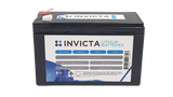 Invicta Lithium Deep cycle battery - Battery HQ Brisbane