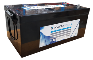 Invicta SNL24v150BT Lithium Deep Cycle Battery - Battery HQ Brisbane