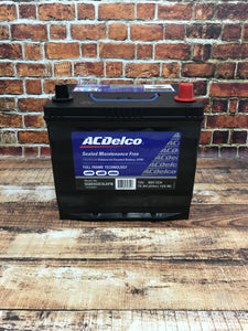 AC Delco SQ85D23LEFB EFB Car Battery Mazda stop/start - Battery HQ Brisbane