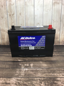 AC Delco ST110D31LEFB Battery