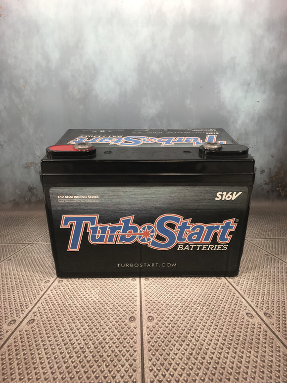 Turbo Start TSS16V