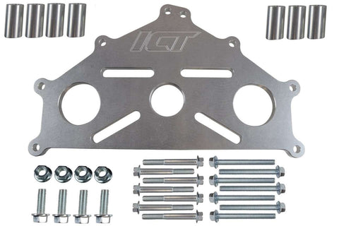 Engine Safe Stand Adapter Plate Chevy LS1 Duramax BBC SBC LS Heavy Duty Support