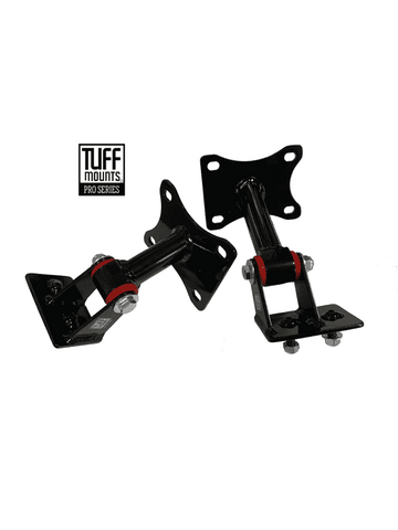 TUFF MOUNTS (pair), Engine Mounts to suit Commodore V6 K-frame LS Conversion