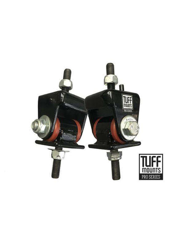 TUFF MOUNTS (PAIR) TO SUIT FORD BA-BF FALCONS INC. 4.0L, V8 & XR6 TURBO'S